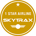 1 star Skytrax Rating
