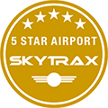 5 star Skytrax Rating