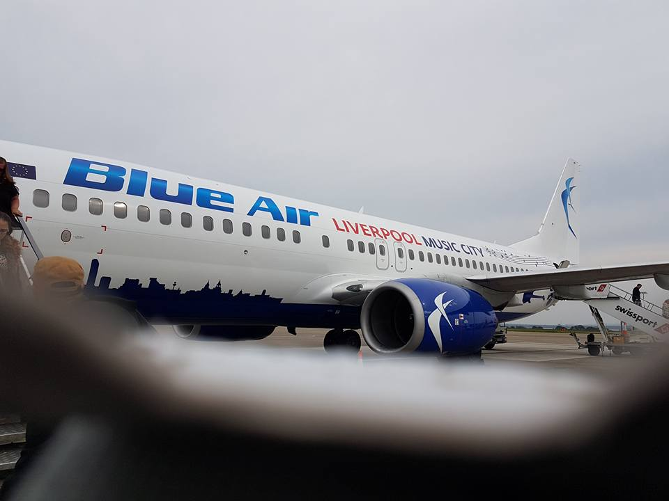 Blue Air Reviews | Airline Reviews | Review Centre