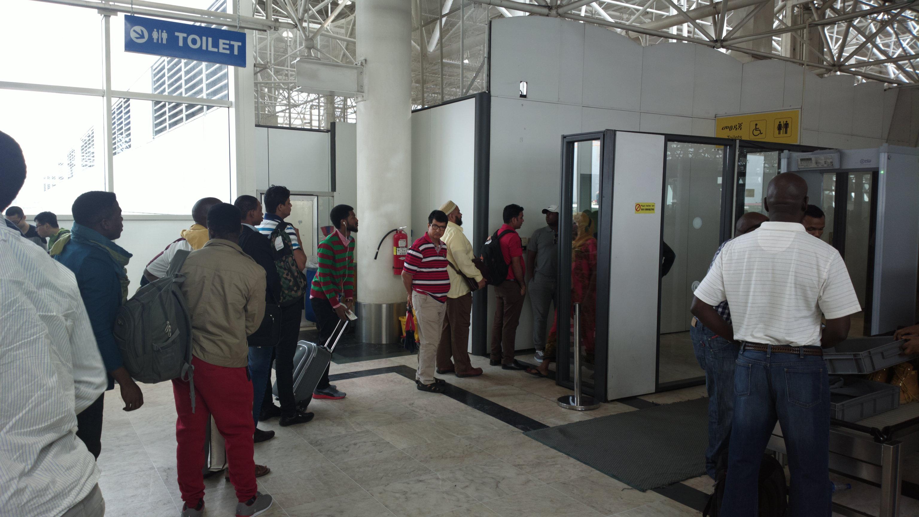 Addis Ababa Airport Customer Reviews