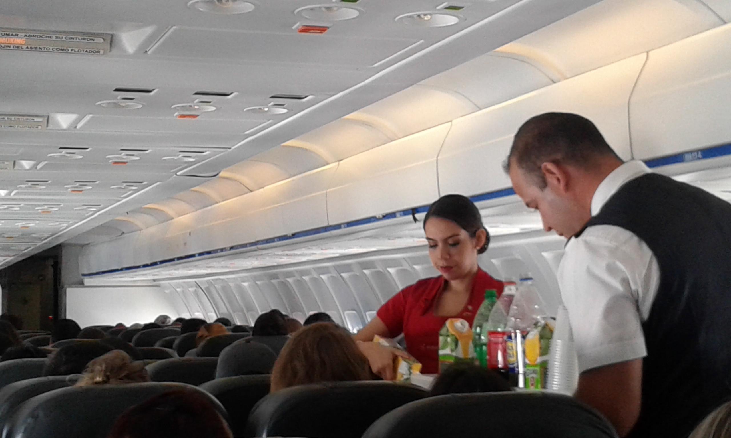 Aerosvit Airlines. Reviews