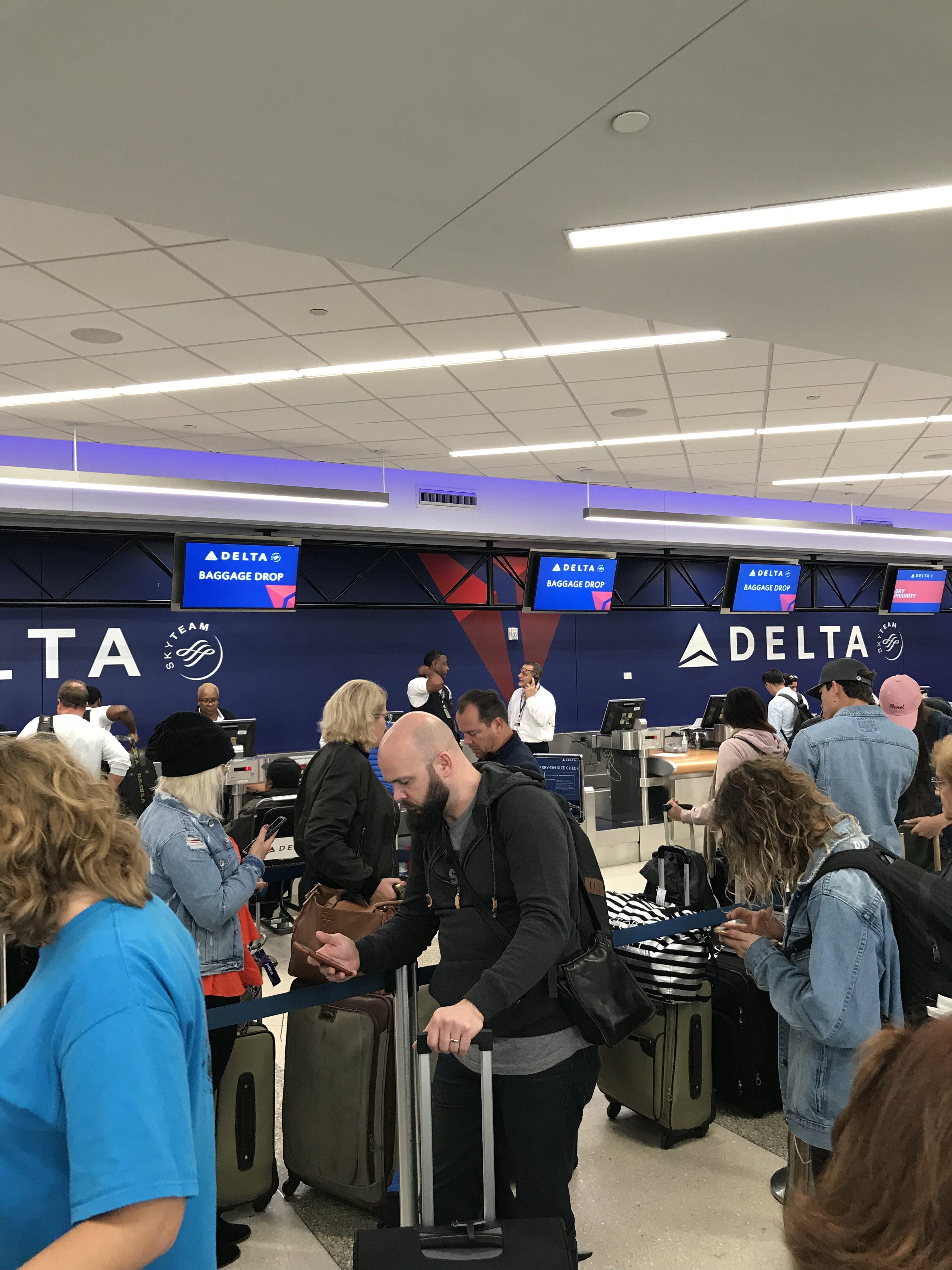 Atlanta Hartsfield Airport Customer Reviews Skytrax