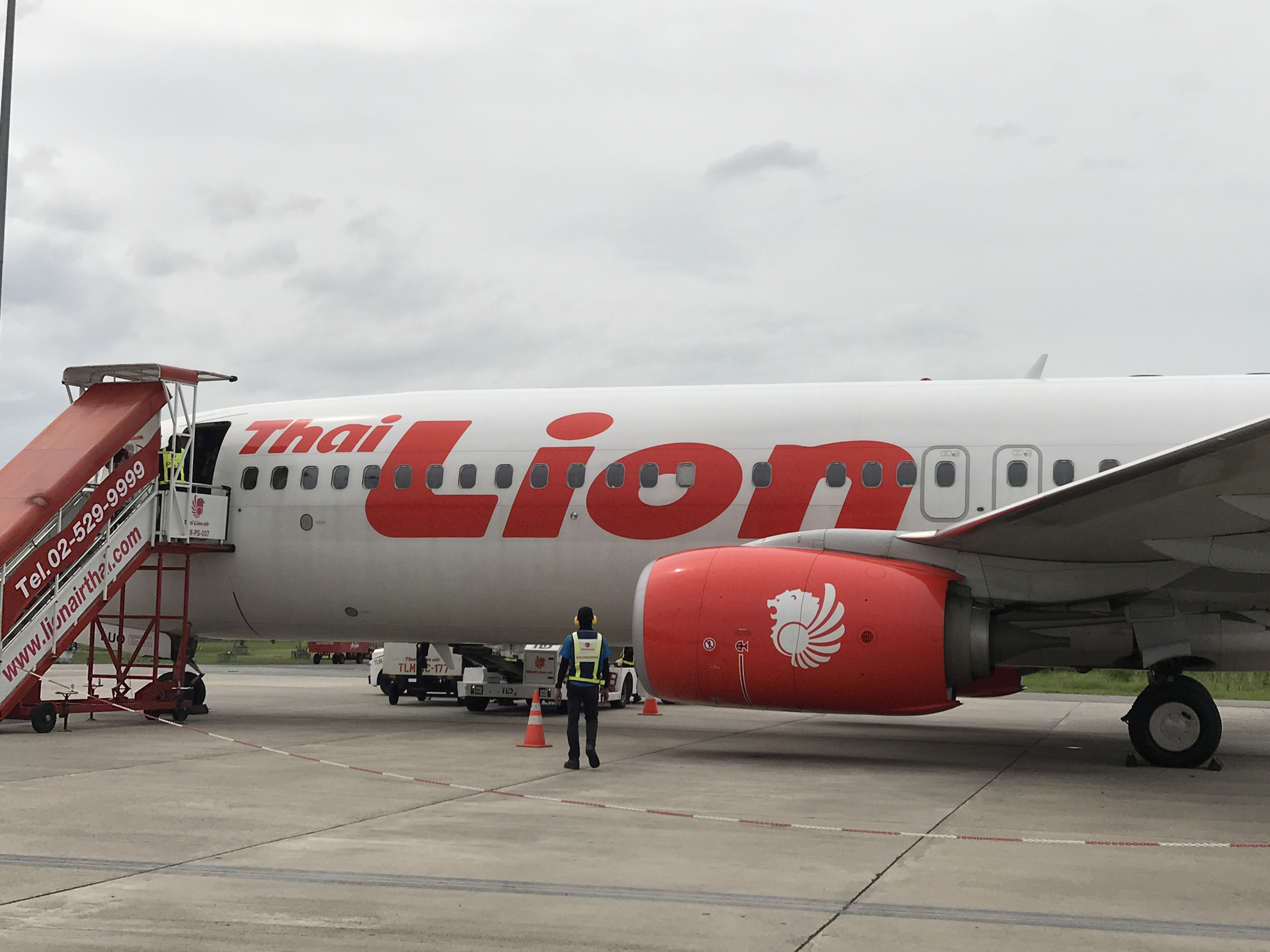 Thai lion air customer reviews skytrax view all photos stopboris Gallery