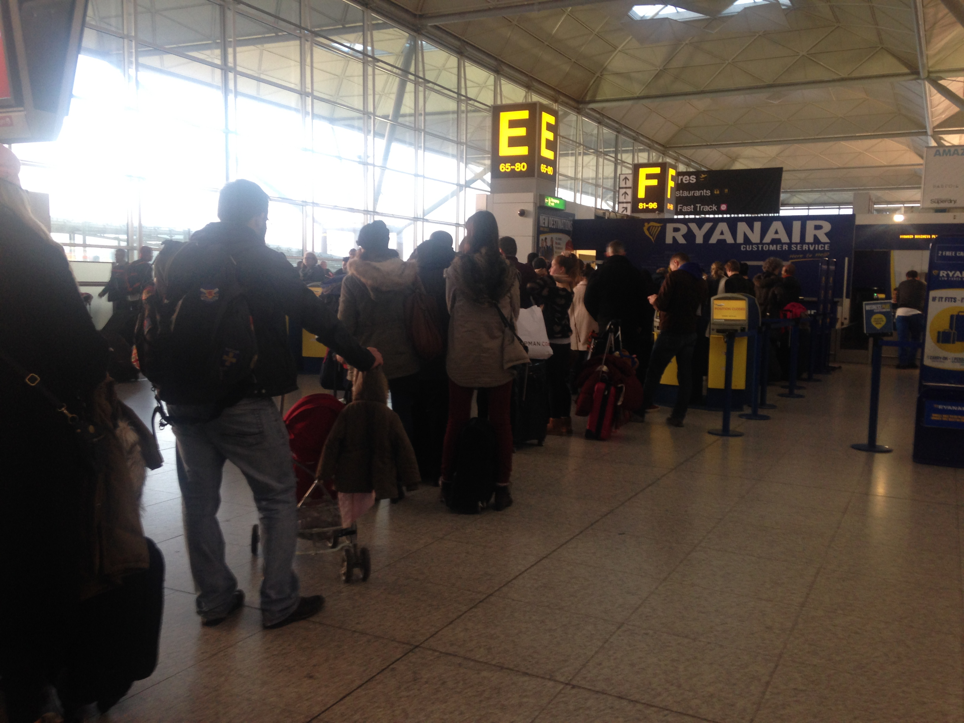 London stansted airport customer reviews skytrax view the photos kristyandbryce Choice Image
