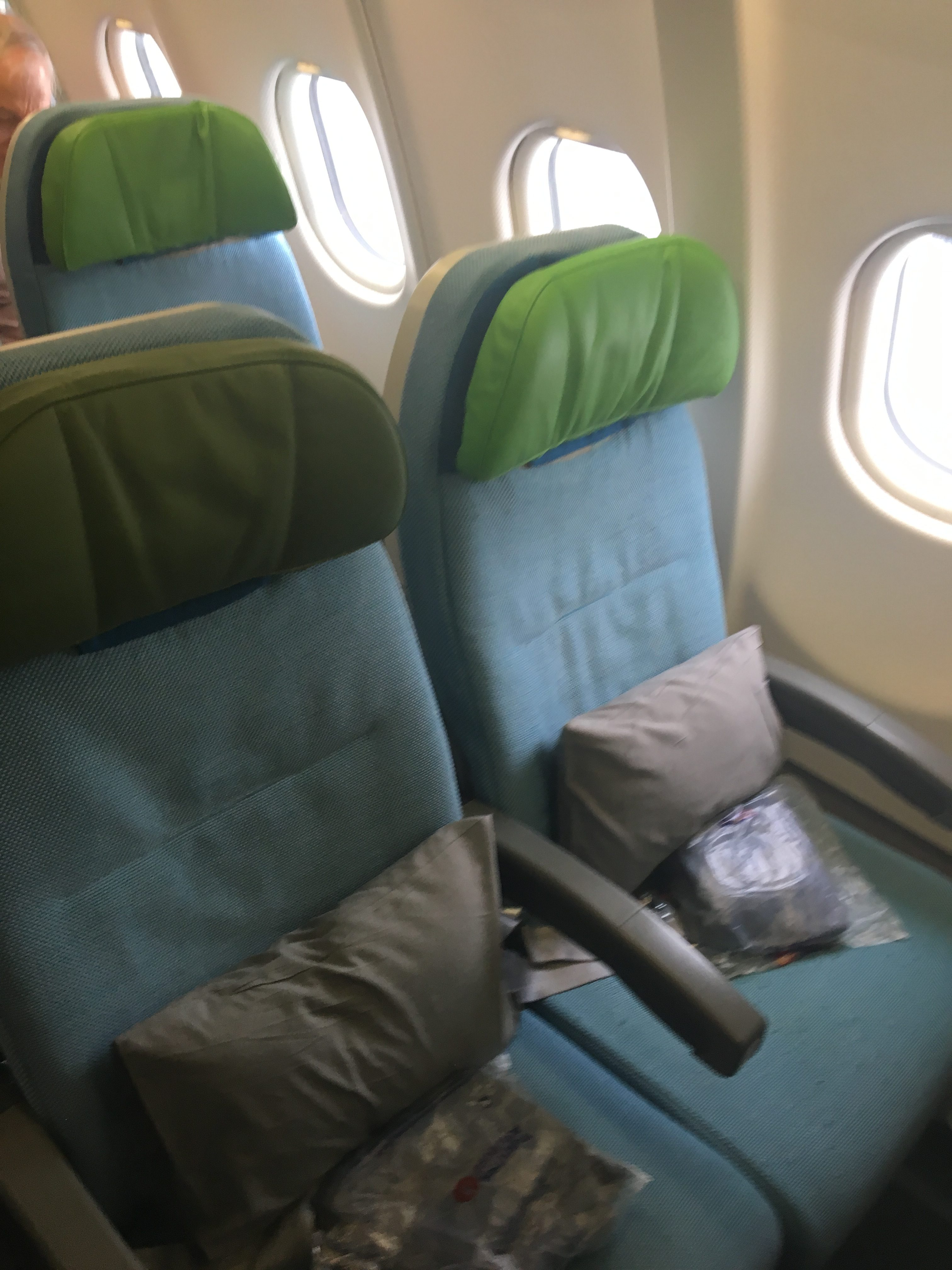 Turkish Airlines Seat Reviews