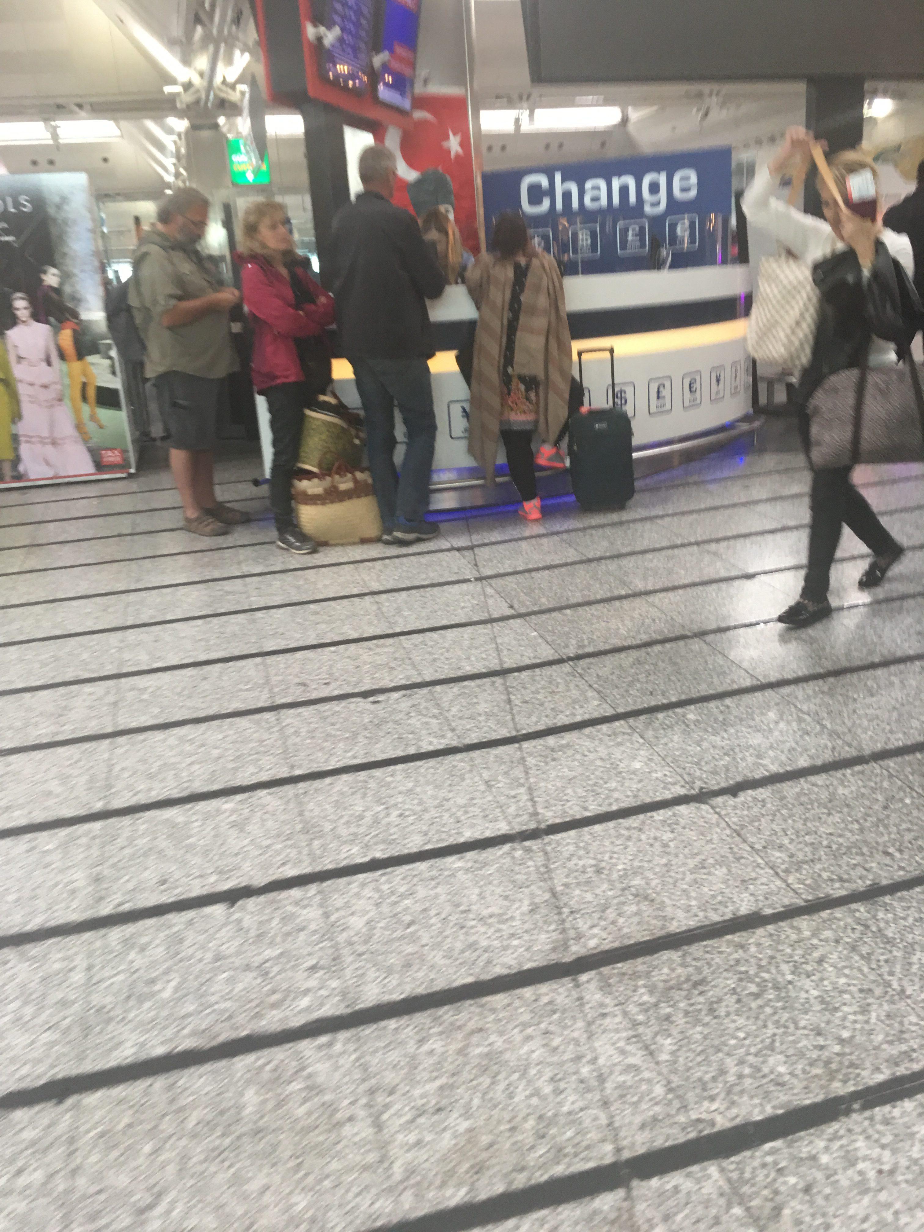 info luchthaven ataturk
