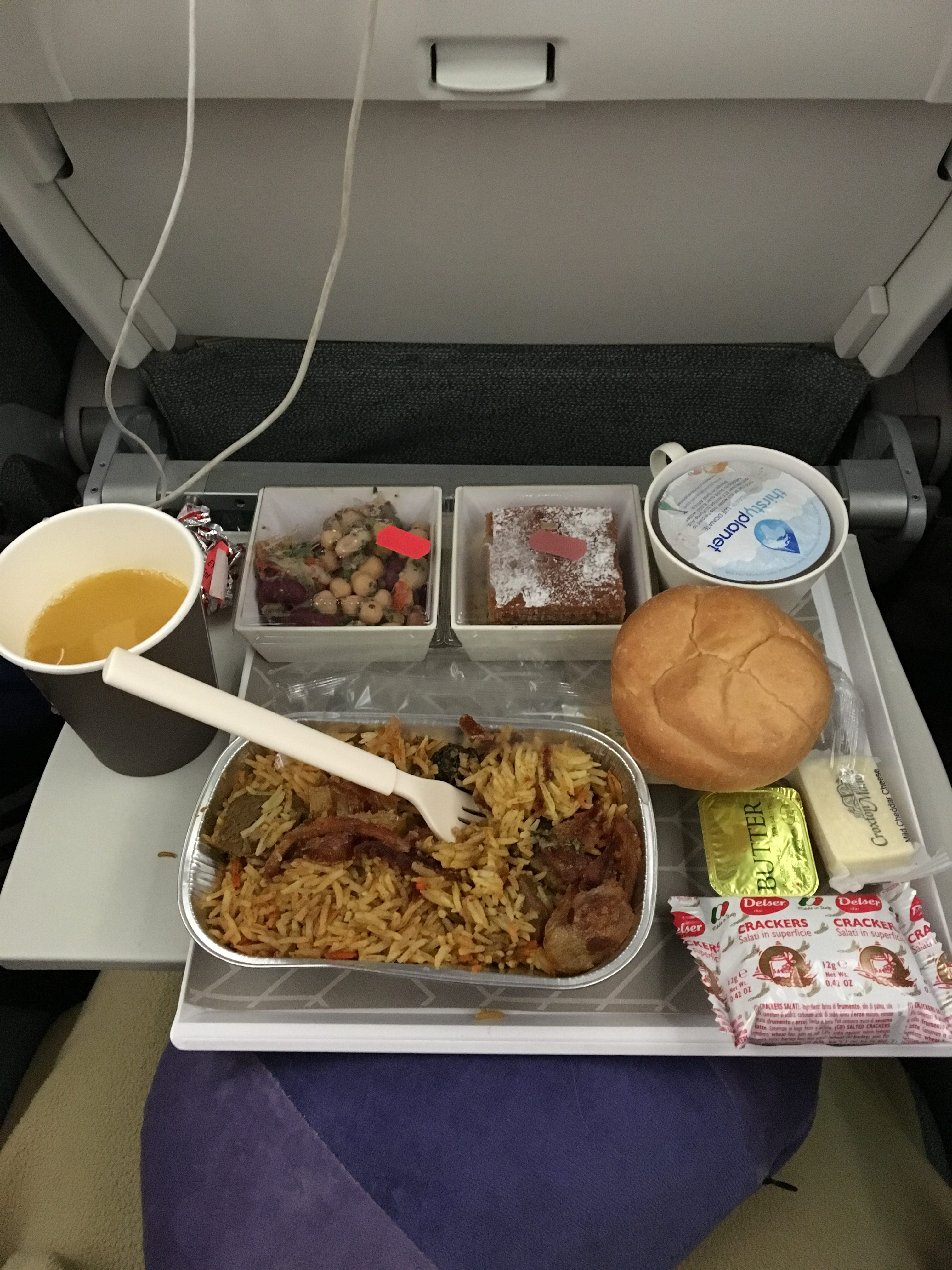 Which Flights Have The Best Food