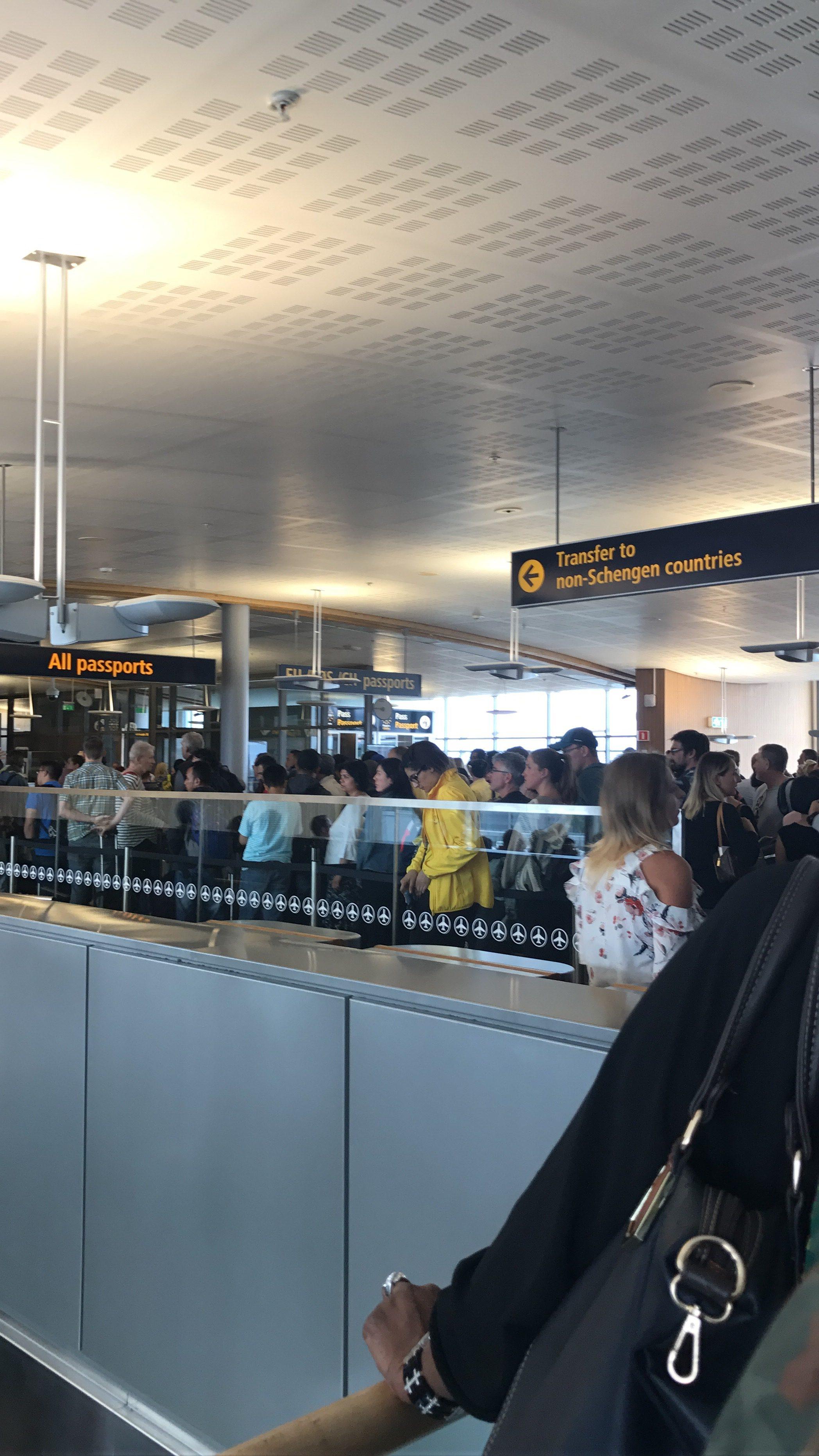 Oslo Airport Customer Reviews   SKYTRAX