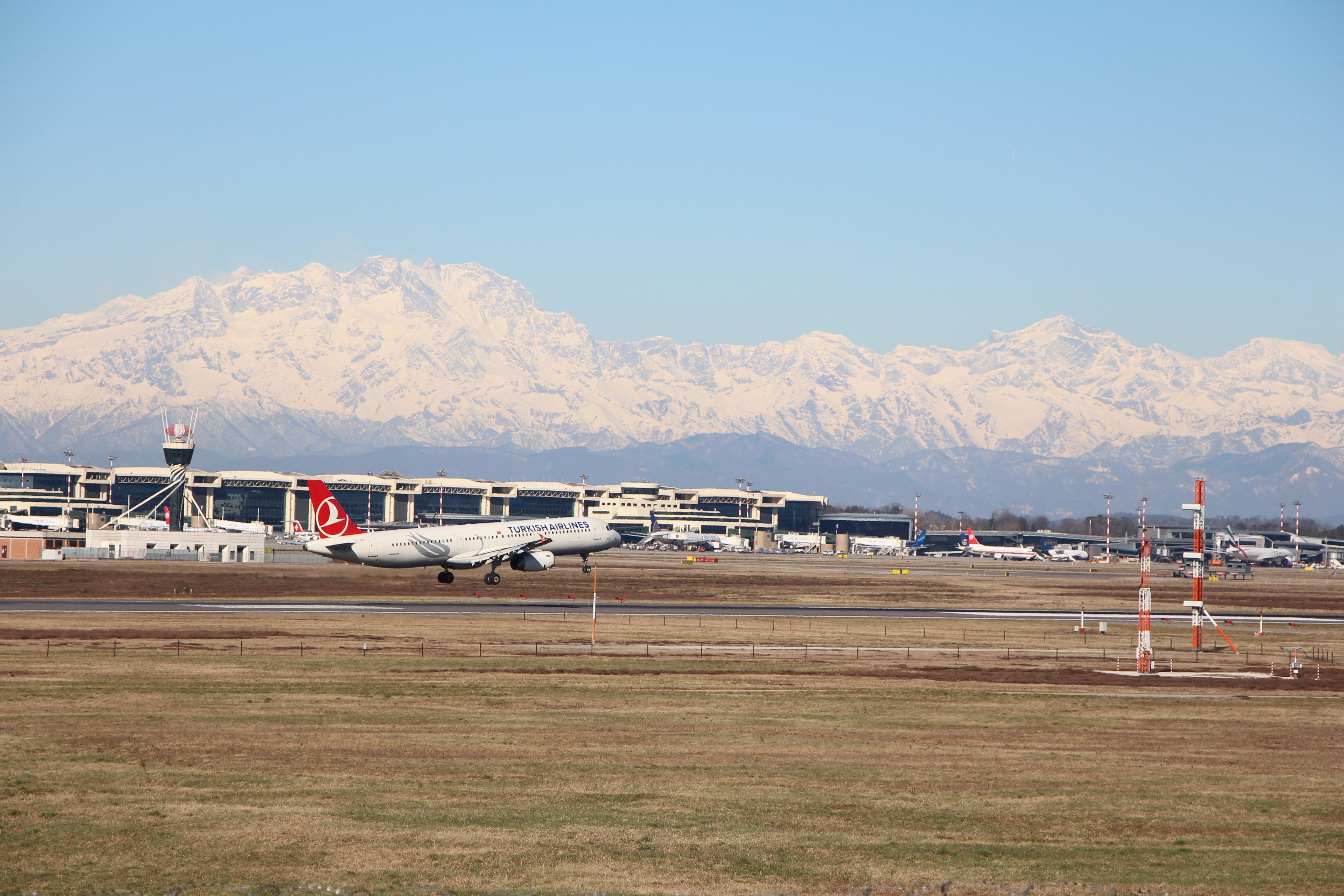 Milan Malpensa Airport Customer Reviews