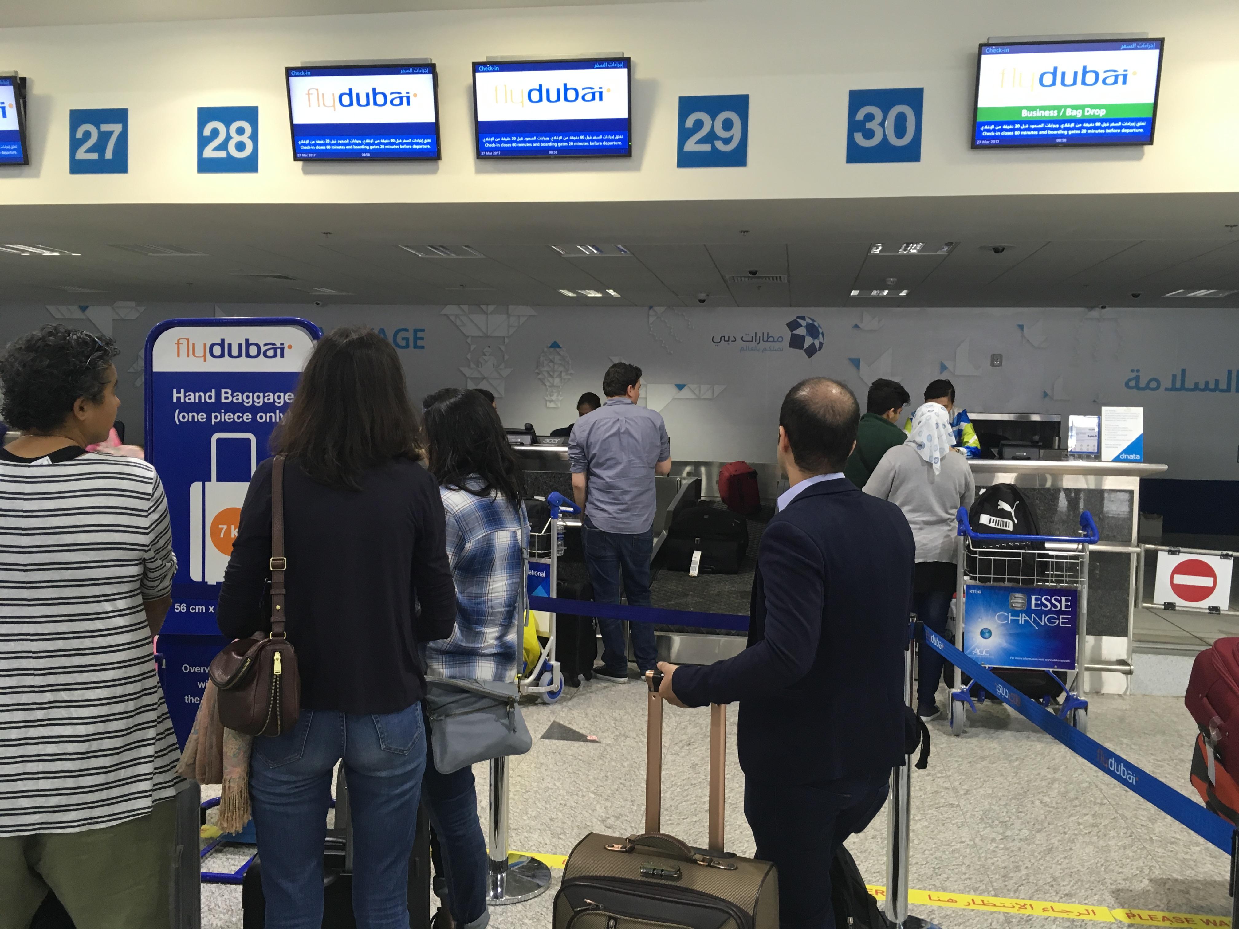 late flights from dubai