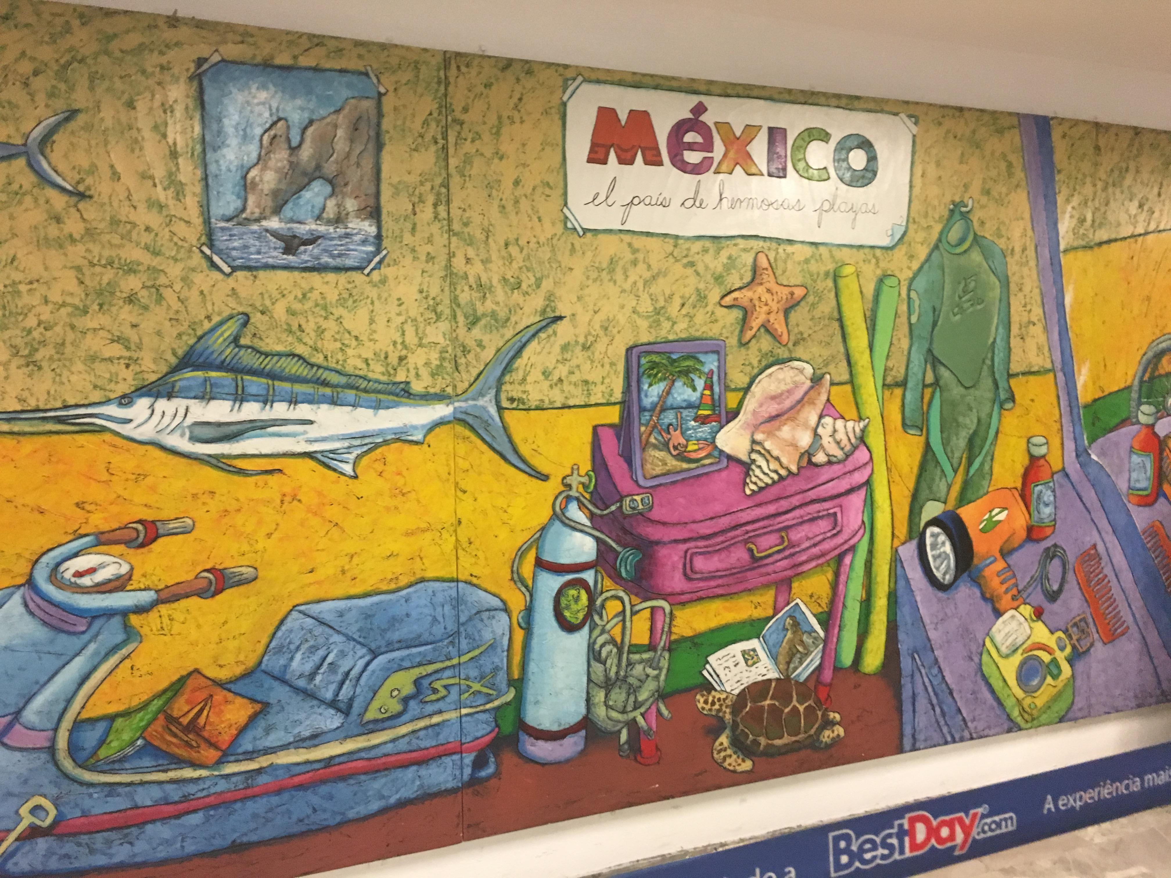 Mexico City Airport Customer Reviews | SKYTRAX