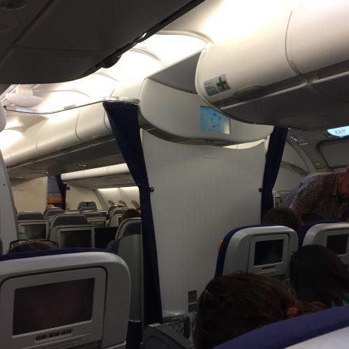 Lufthansa Seat Reviews | SKYTRAX