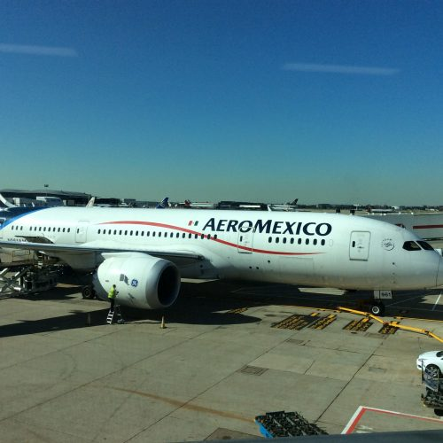 Aeromexico Connect Check in Times: Aeromexico Connect Online Check in available from 48 hours to 30 minutes before your scheduled flight departure time. You can print your Boarding pass (Confirmation Slip) at the end of the Aeromexico Connect Web Check in.