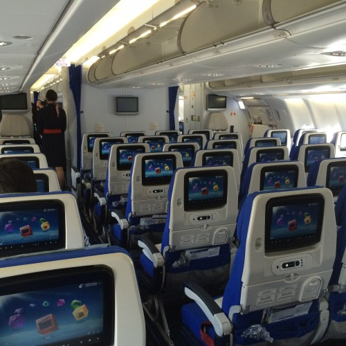 China Eastern Airlines Customer Reviews Skytrax