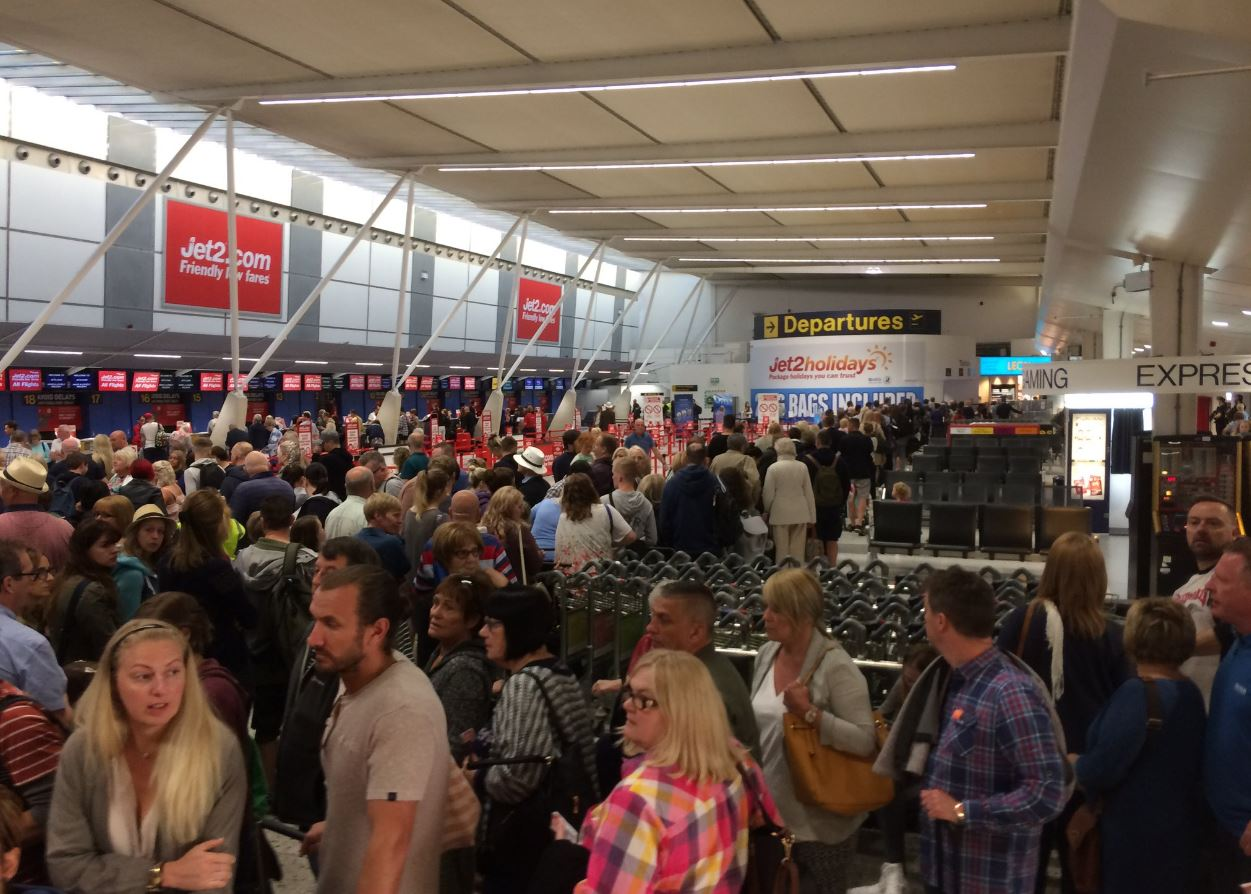 East Midlands Airport Customer Reviews Skytrax