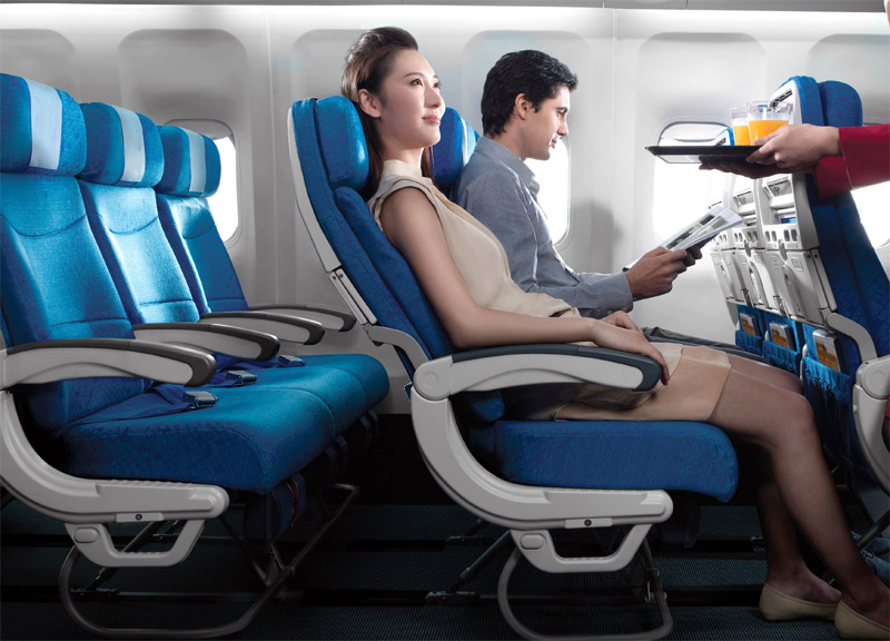 Cathay_Y_Seat