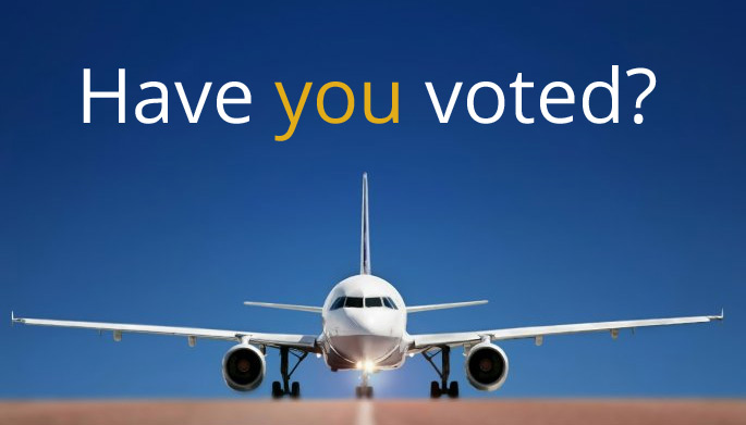 Vote for Best Airline