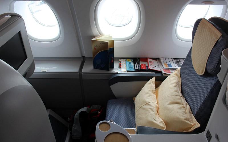 Shower Jfk World S Longest A380 Flightdestinasian