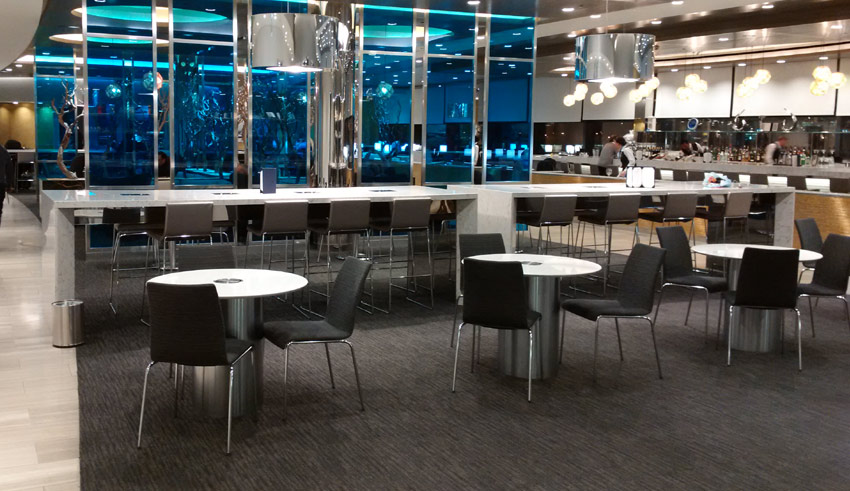 United Club Heathrow