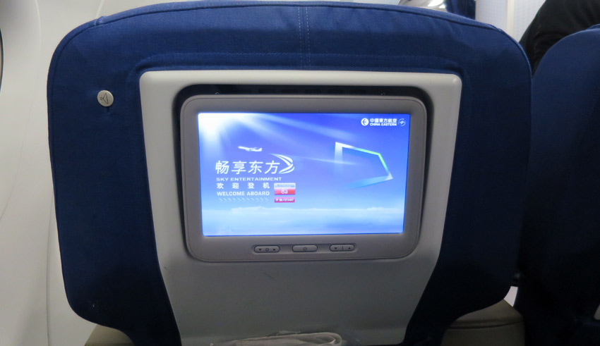 IFE on China Eastern