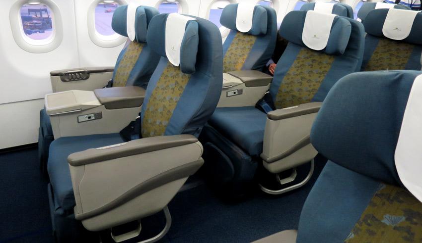 Vietnam Airlines seat