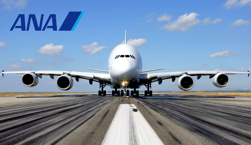ANA for the A380