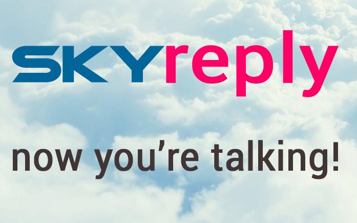 Skyreply