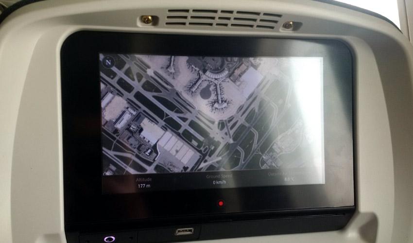 Air Canada IFE