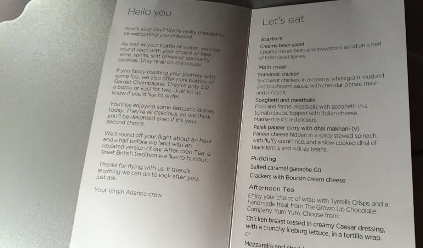 Flight Report: London to Detroit with Virgin Atlantic | SKYTRAX