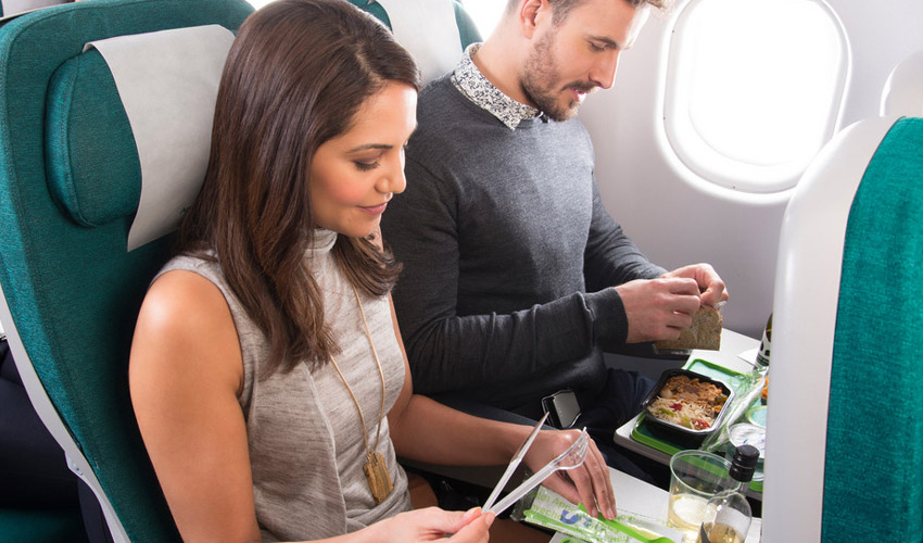 Aer Lingus Economy class