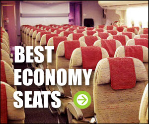 Best Economy Class Seats