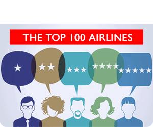 Top 100 Airlines