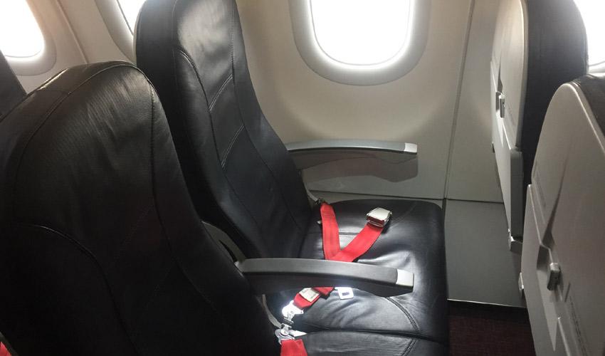 VietJet seat
