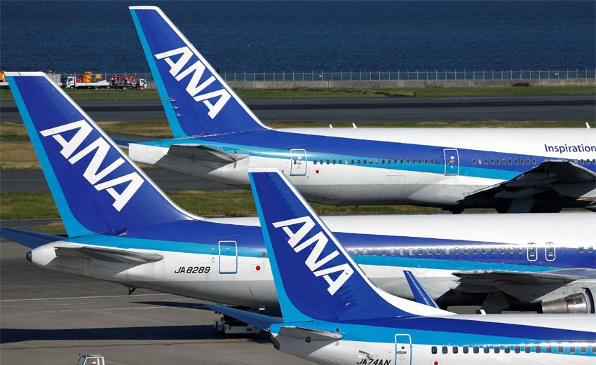 ANA fleet