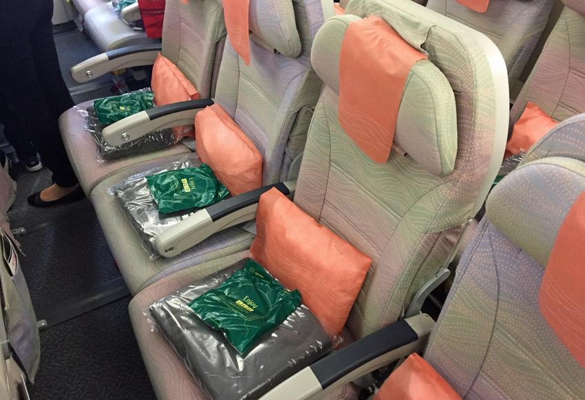 emirates economy class seat