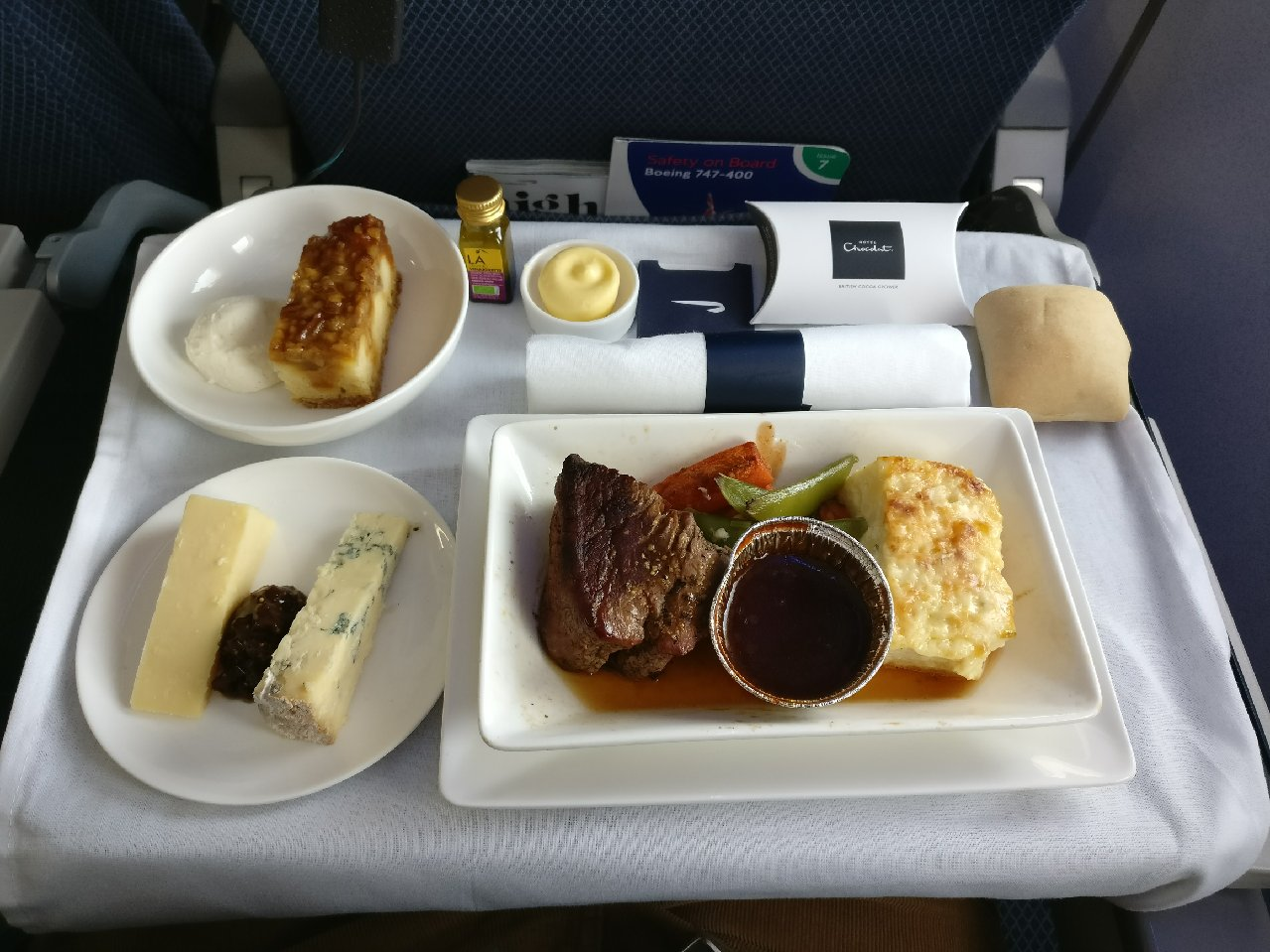 British Airways World Traveller Economy Class Review
