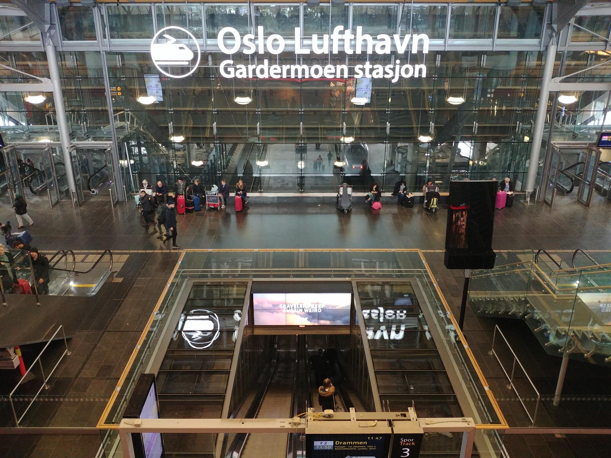 Oslo Airport Customer Reviews | SKYTRAX