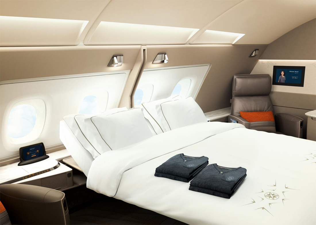 1c9c26a3ac Our Special Feature sections let you take a look inside airline cabins