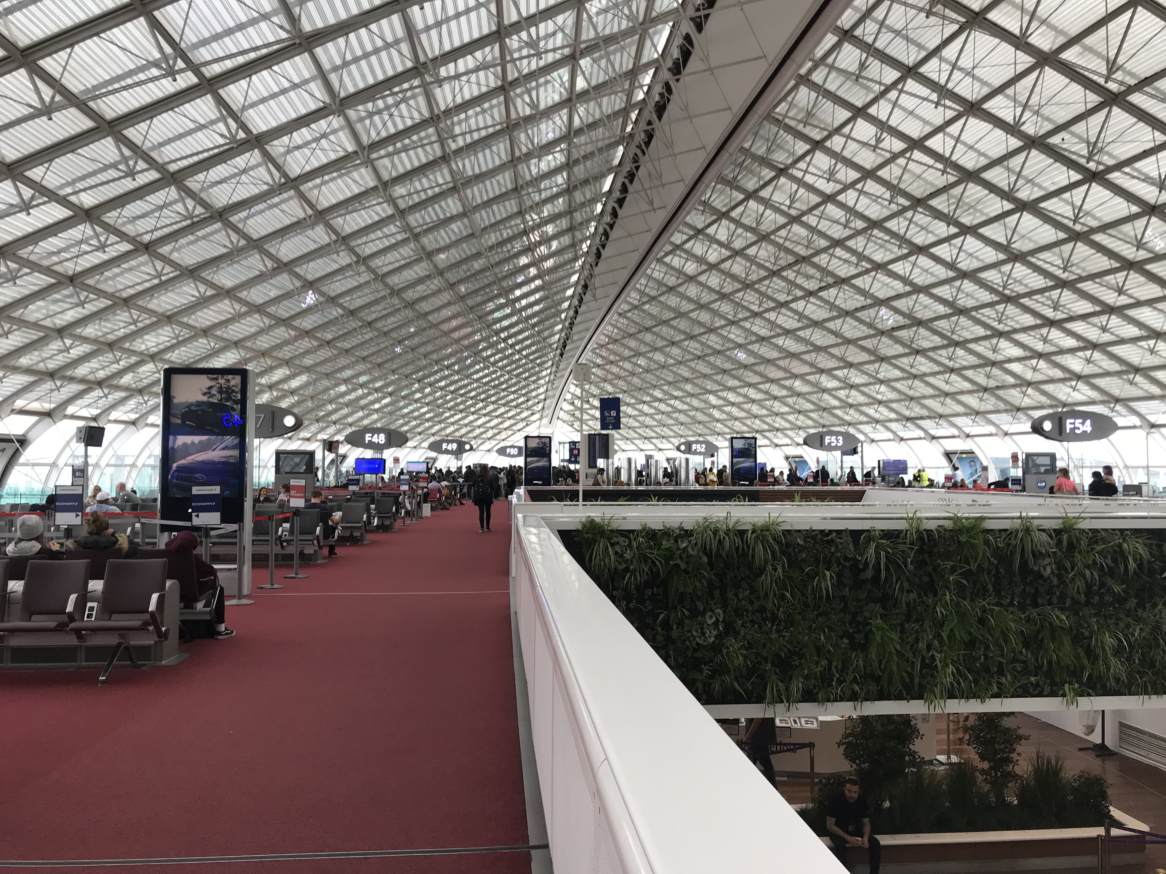 paris lufthavn hotel