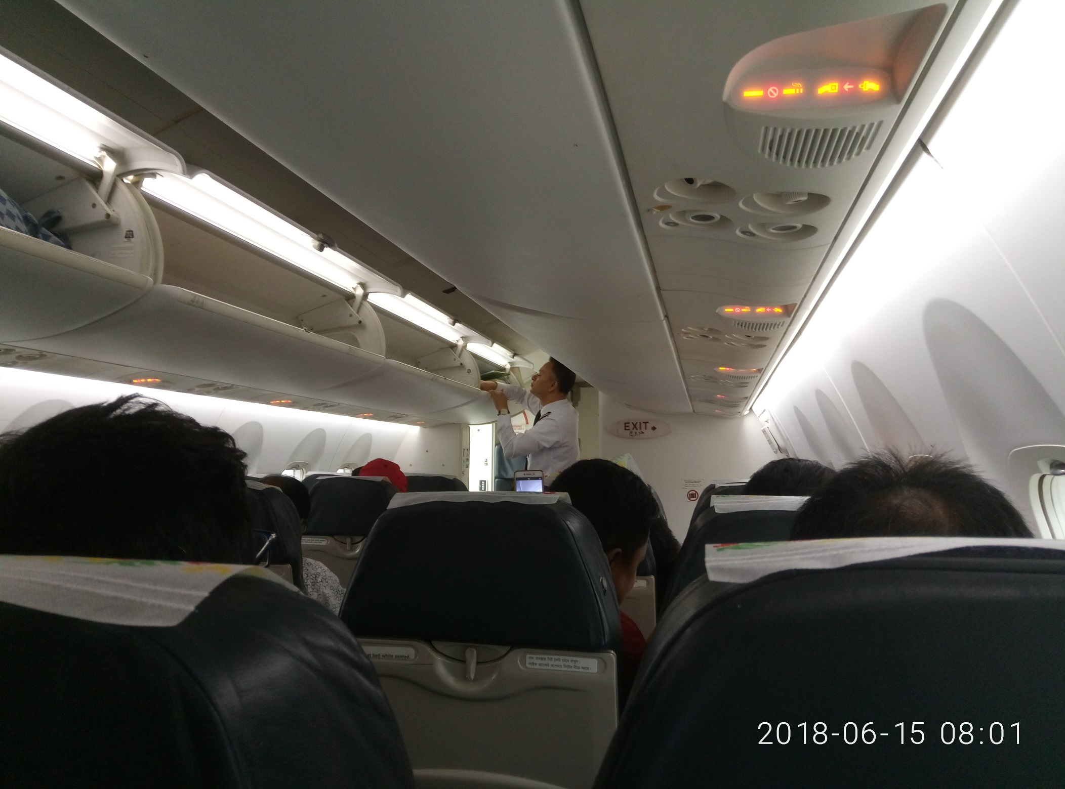 Biman Bangladesh Airlines Customer Reviews | SKYTRAX