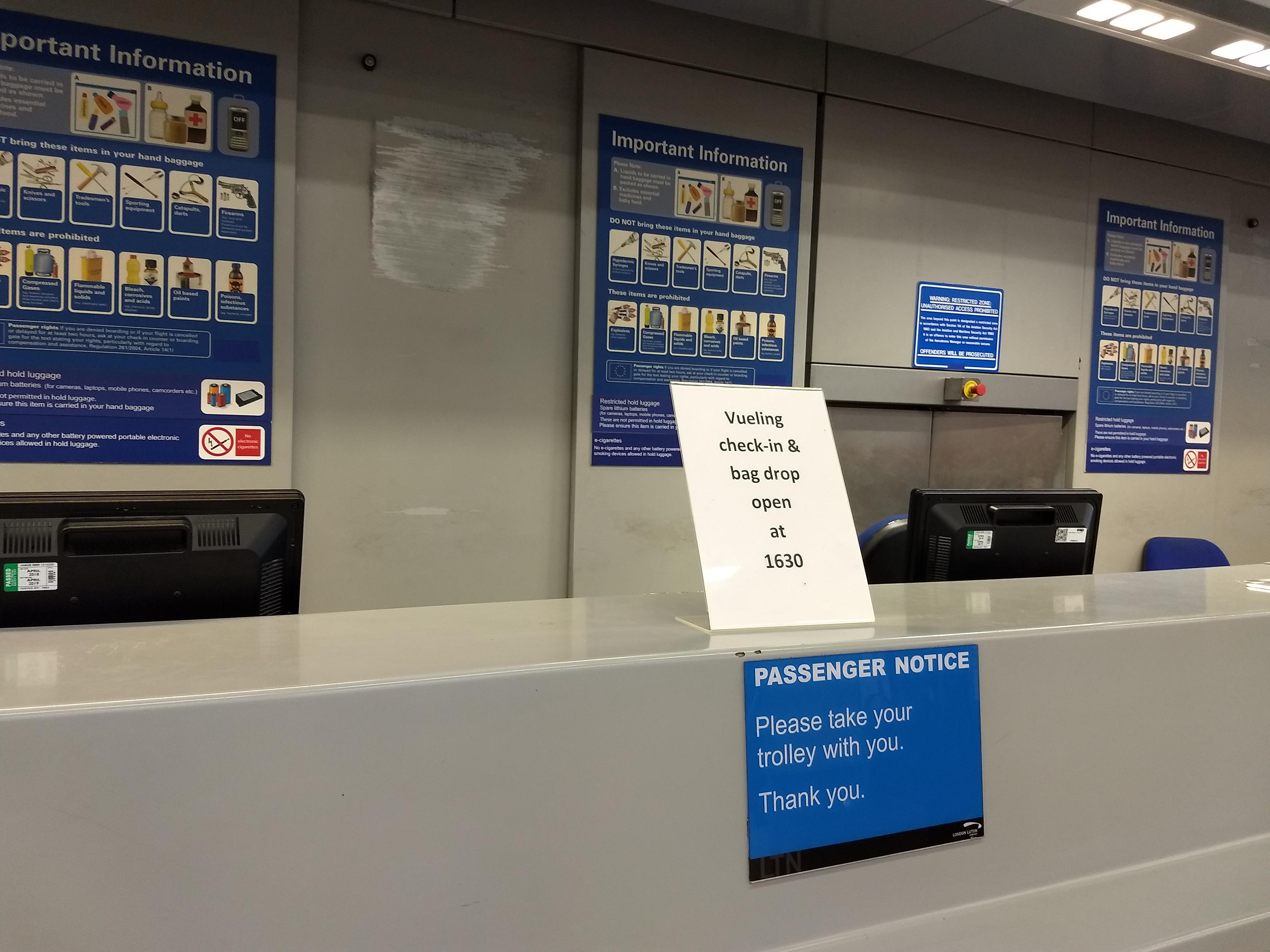 Luton Airport Customer Reviews Skytrax
