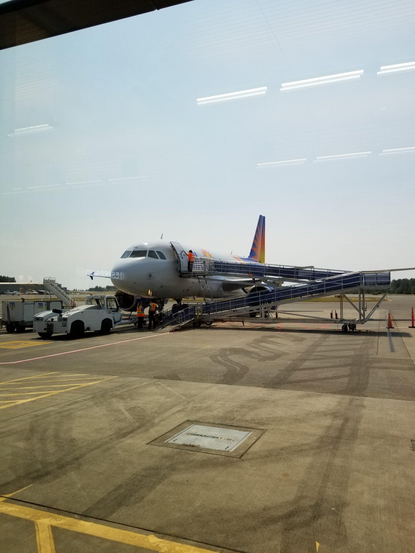 Allegiant Air Customer Reviews Skytrax