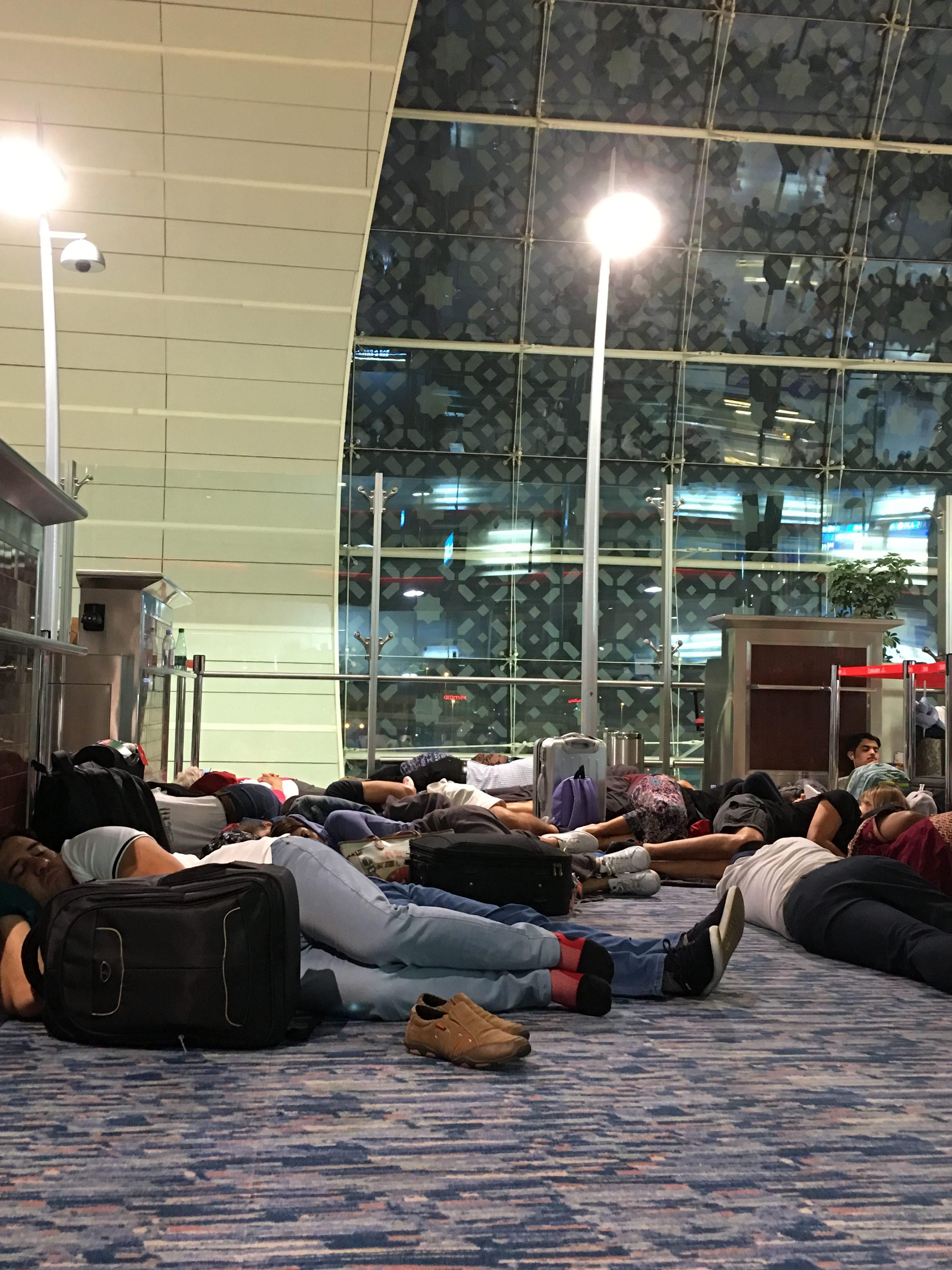 Dubai Airport Customer Reviews   SKYTRAX
