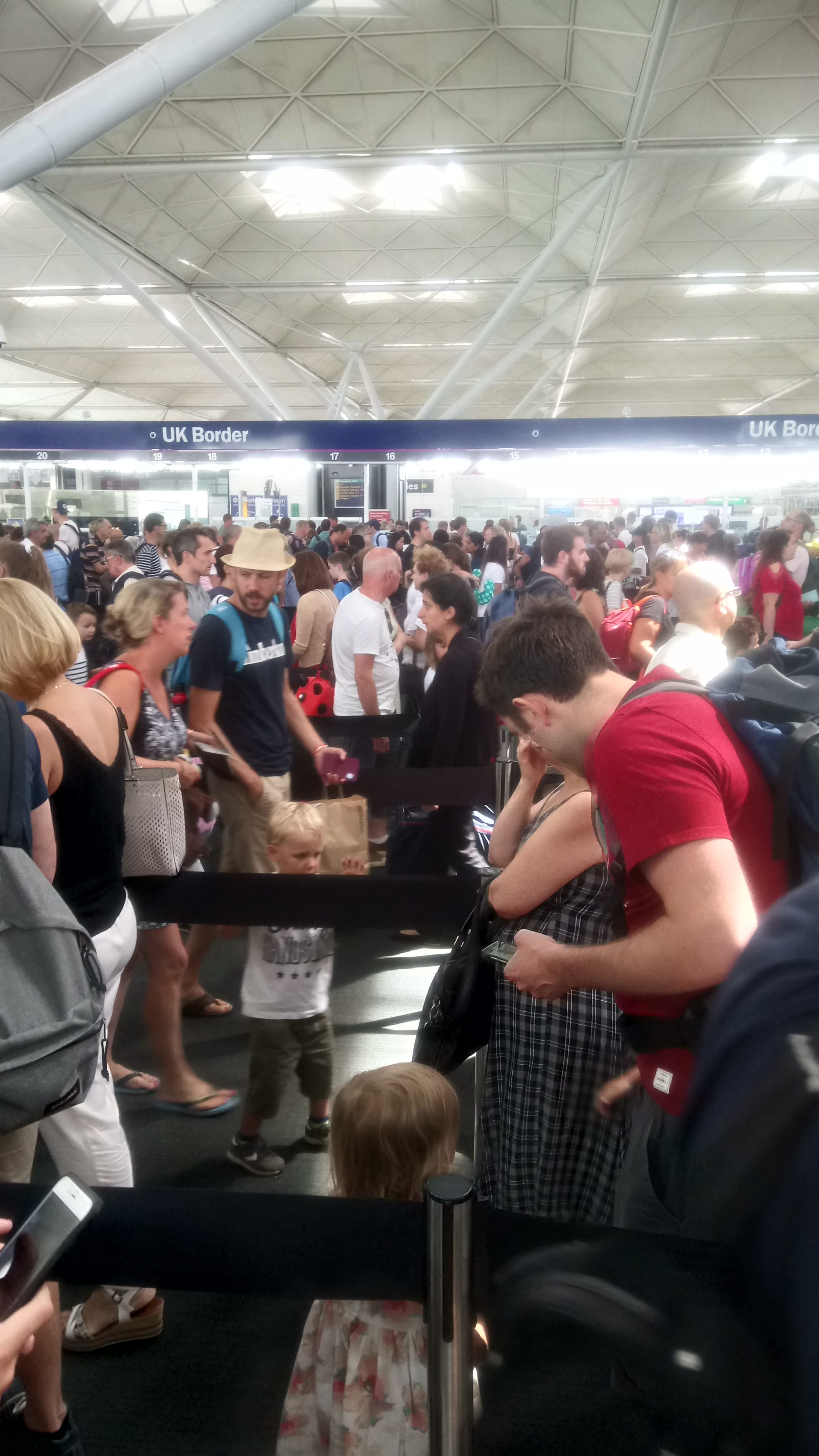 London Stansted Airport Customer Reviews Skytrax