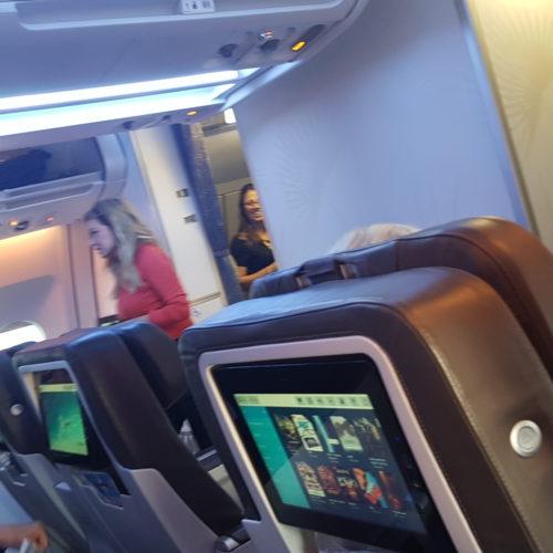Air Transat Seat Reviews Skytrax