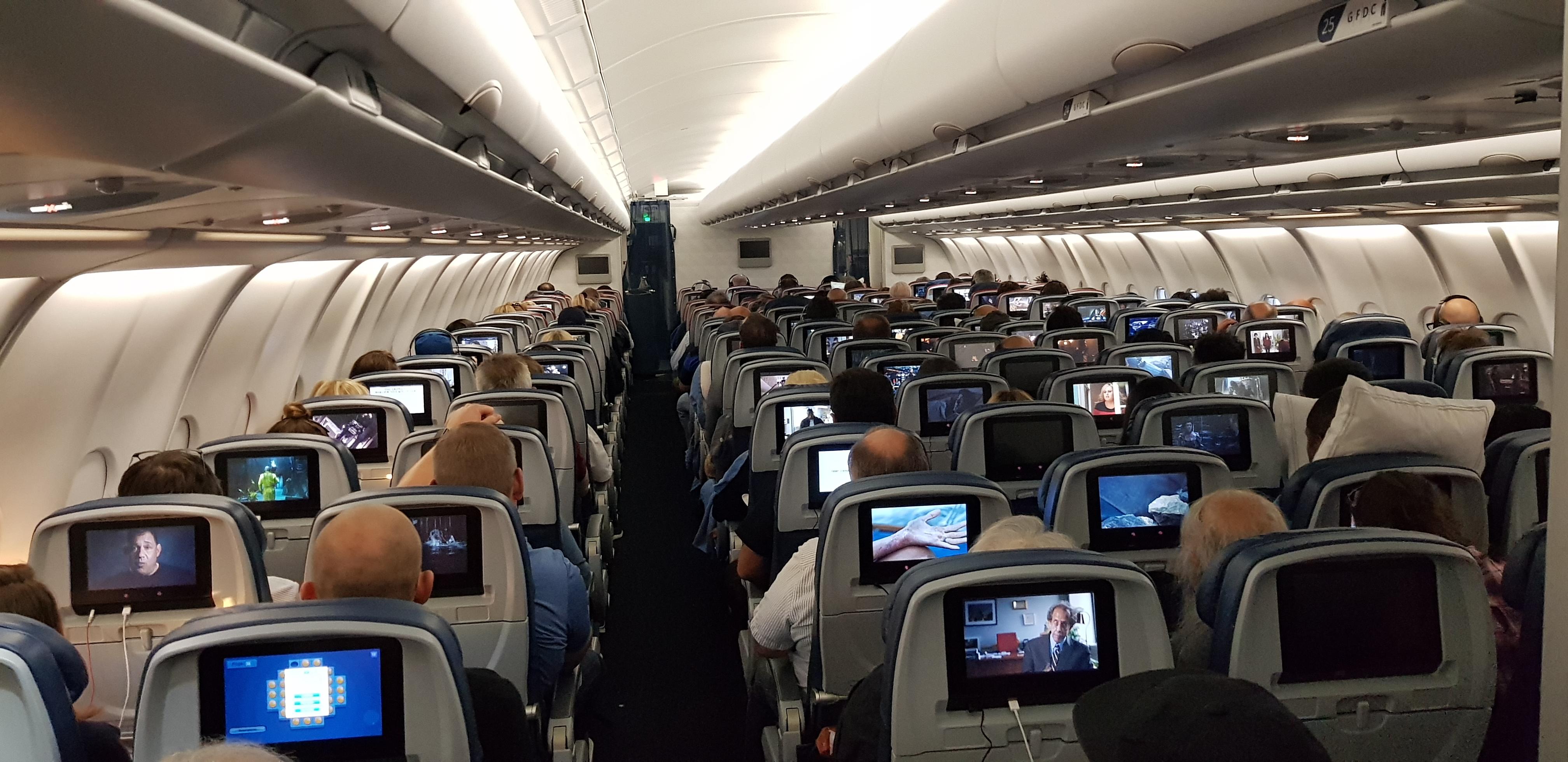 Delta Air Lines Seat Reviews Skytrax