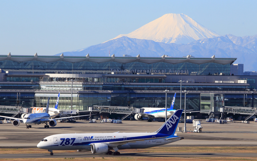 Image result for haneda airport