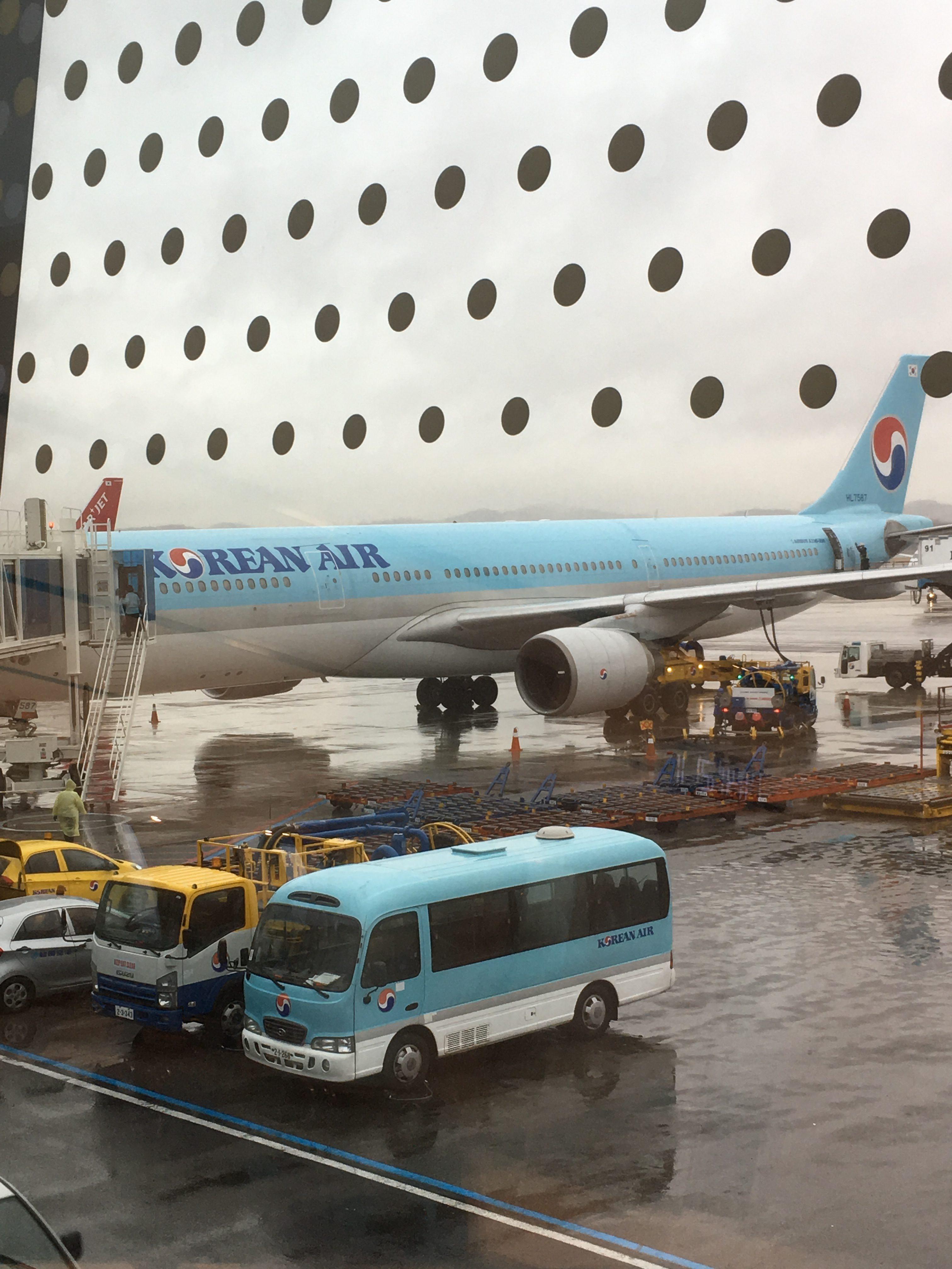 Korean Air Customer Reviews | SKYTRAX