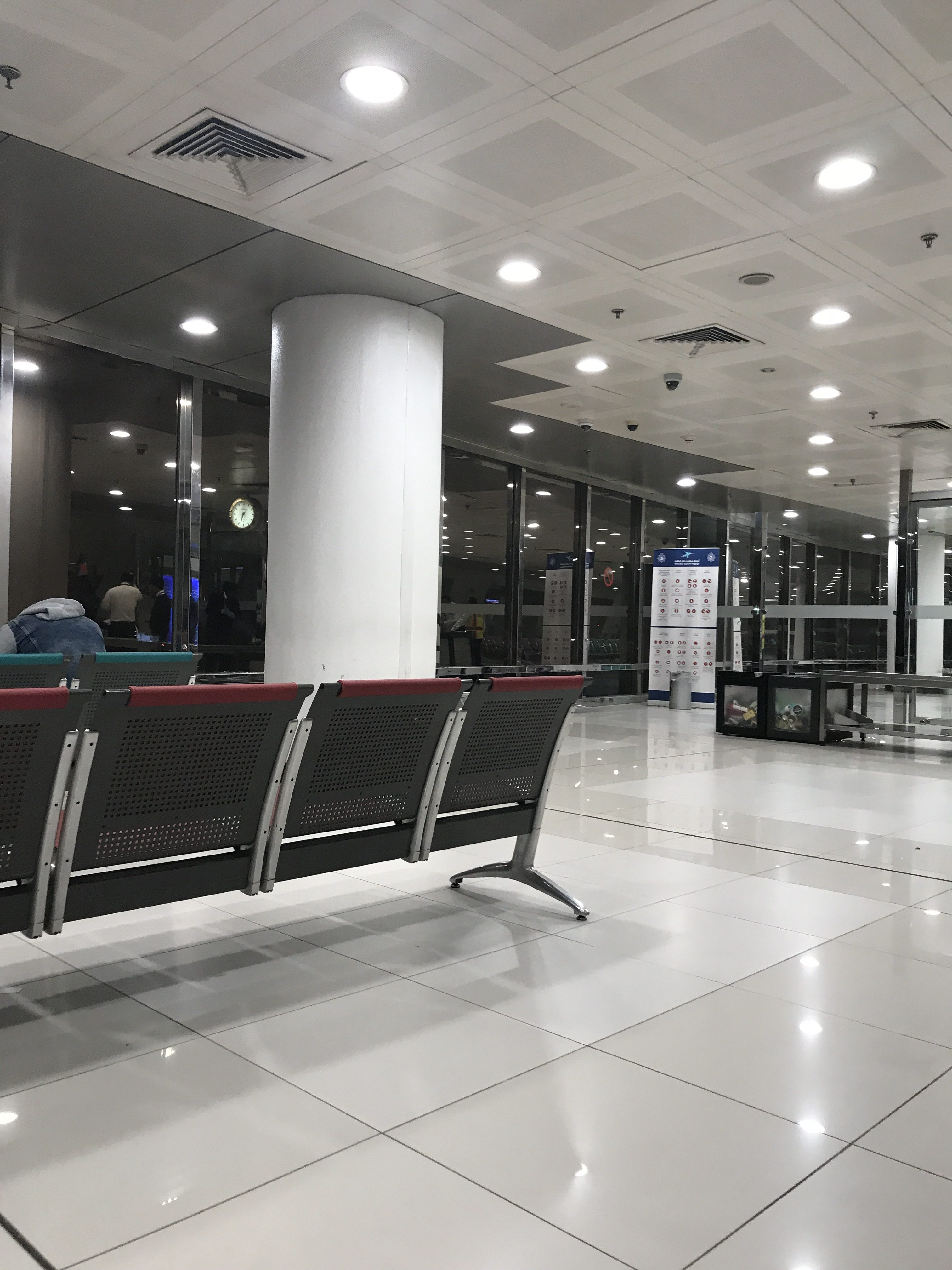 Kuwait Airport Customer Reviews | SKYTRAX
