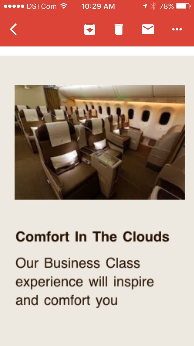 Royal Brunei Airlines Customer Reviews | SKYTRAX